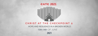 Christ at the Checkpoint 2021 | JESUS CHRIST AT THE CENTER