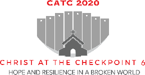 Munther's Blog | Christ at the Checkpoint 2020
